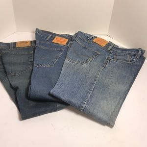 Levi blue jeans